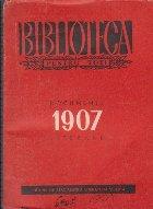 1907 Antologie documente literare