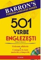 501 verbe englezesti (contine interactiv)