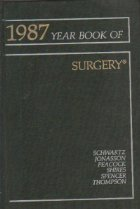 1987 Year Book of Surgery