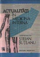 Actualitati in medicina interna (1992)