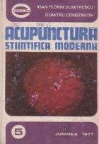 Acupunctura stiintifica moderna