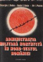 Administratia militara horthysta in nord-vestul Romaniei. Septembrie-Noiembrie 1940