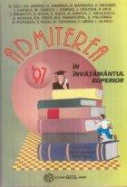 Admiterea 1997 in invatamantul superior. Matematica
