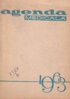 Agenda medicala 1963