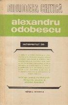 Alexandru Odobescu interpretat de...