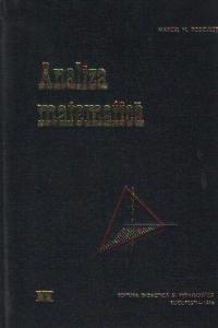 Analiza matematica, Volumul al II-lea - Calculul diferential. Ecuatii diferentiale (Editie 1966)