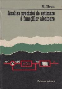 Analiza preciziei de estimare a functiilor aleatore