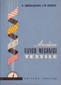 Analize fizico-mecanice textile