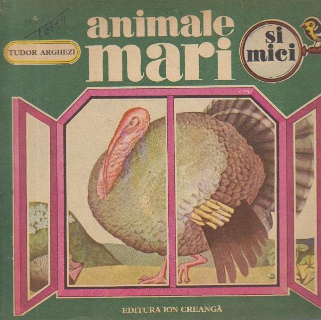 Animale mari si mici