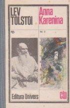 Anna Karenina, Volumul al II-lea