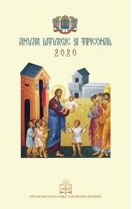Anuarul liturgic si tipiconal 2020