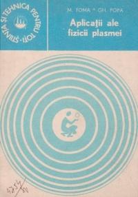 Aplicatii ale fizicii plasmei