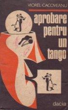 Aprobare pentru tango