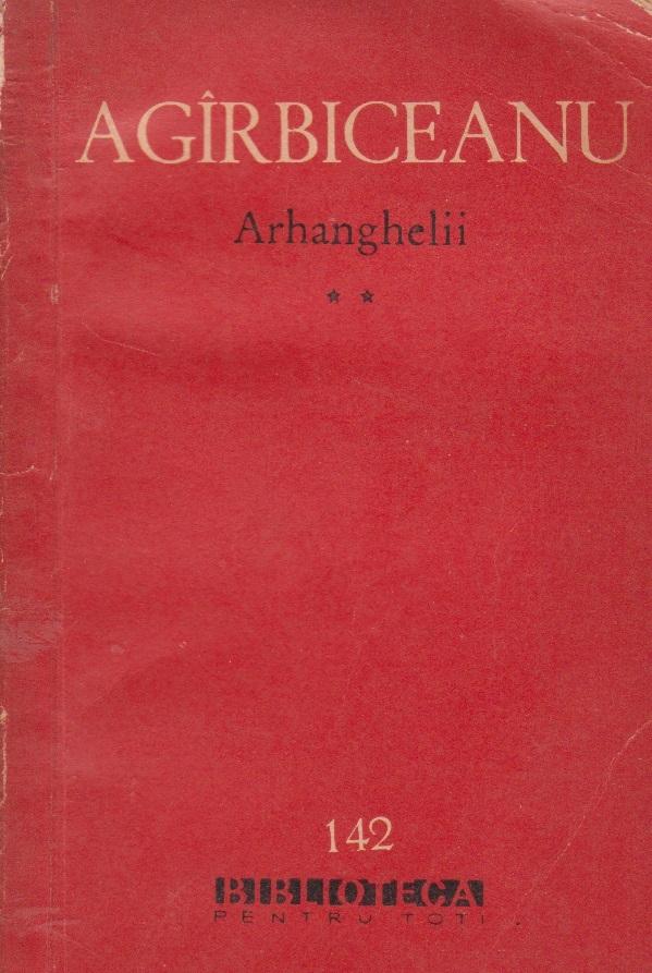 Arhanghelii, Volumul al II-lea