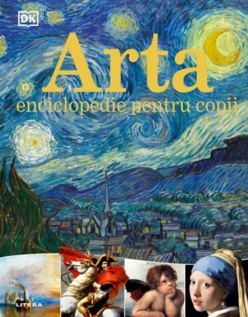 Arta. Enciclopedie pentru copii