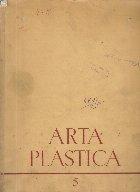 Arta Plastica, Nr. 5/1955