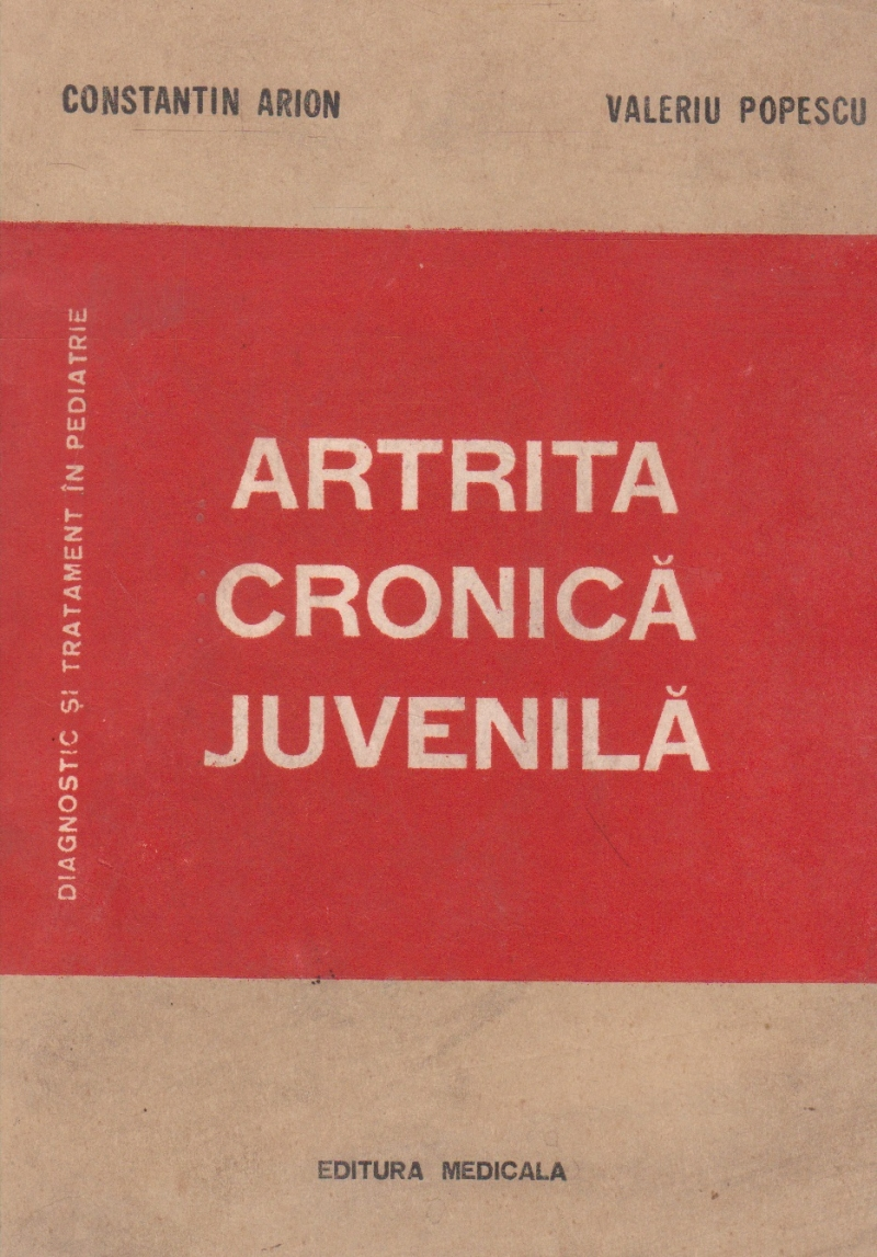 Artrita Cronica Juvenila