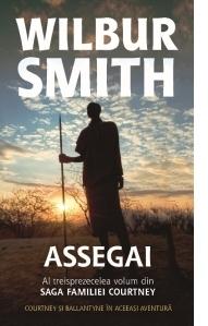 Assegai. Al treisprezecelea volum din Saga familiei Courtney