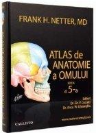 Atlas anatomie omului Netter (editia