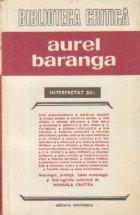 Aurel Baranga interpretat de...