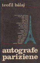Autografe pariziene