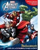 Avengers Assemble Razbunatorii Carte joc