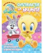 Aventuri în culori cu Baby Looney Tunes. Distracţie la munte