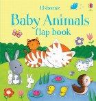 Baby animals flap book