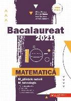 Bacalaureat 2021. Matematică M_ştiinţele-naturii, M_tehnologic