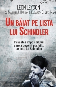 Un baiat pe lista lui Schindler (editie de buzunar)