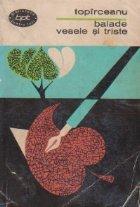 Balade vesele si triste si alte poezii