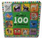Bebe învață. Primele 100 de animale. Carte cu ferestruici