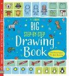 Big step-by-step drawing book