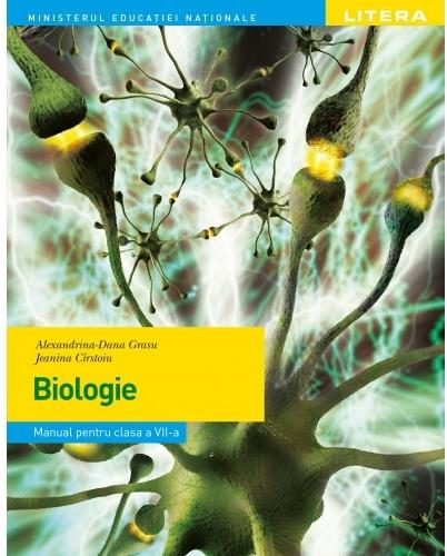 Biologie. Manual pentru clasa a VII-a