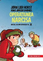 Biroul de investigații nr. 2. Operaţiunea Narcisa (ediție cartonată)