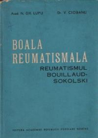 Boala reumatismala. Reumatismul Bouillaud-Sokolski