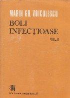 Boli infectioase, Volumul al II-lea (Marin Voiculescu)