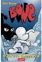 BONE #1. Fuga din Boneville