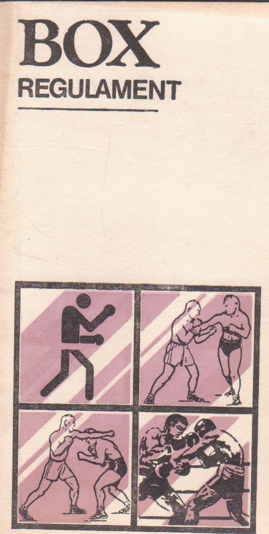 Box - Regulament pentru turnee si competitii interne si internationale