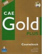 CAE Gold Plus Coursebook ROM