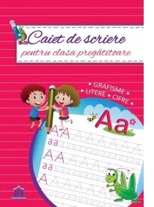 Caiet de scriere pentru clasa pregatitoare
