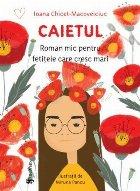 Caietul roman mic pentru fetitele