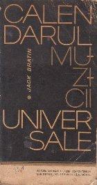 Calendarul muzicii universale