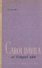 Carol Davila si timpul sau