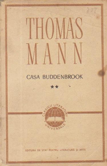 Casa Buddenbrok, Volumul al II-lea