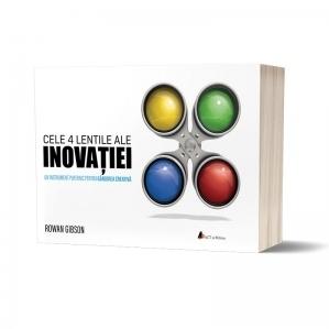 Cele 4 lentile ale inovatiei: Un instrument puternic pentru gandirea creativa