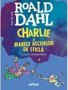 Charlie si Marele Ascensor de Sticla (format mare)