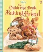 Children's book of baking bread