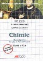 CHIMIE. MANUAL PENTRU SCOALA DE ARTE SI MESERII - CLASA a X-a