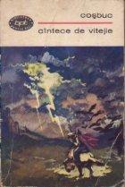 Cintece de vitejie - Poezii, II